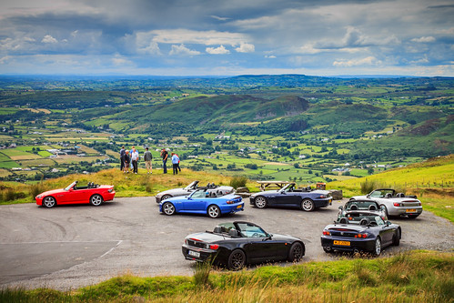 S2000 Ireland Owners - Mourne Mountain July Meet