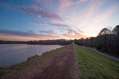 Bond Park (miguel_sanada) Tags: nc cary bondpark canon5d 1635mmf4 sunset lake