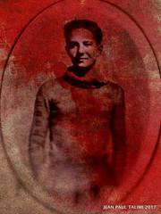 Hommage à Guy Môquet (1924 - 1941) (JEAN PAUL TALIMI) Tags: guymôquet paris talimi texture cimetiere perelachaise resistance exterieur solitude statue rouge iledefrance châteaubriant communiste resistant france hero