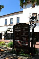 Carmel Plaza (SeeMonterey) Tags: carmel plaza carmelbythesea shopping wine winetasting the cheese shop bistrobeaujolais dining wrath wines