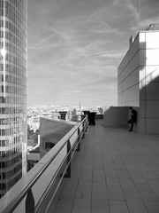 Sky Bar, Melia, La Defense (ffotografica) Tags: tourfirst paris ladefense skybar melia hotel view france