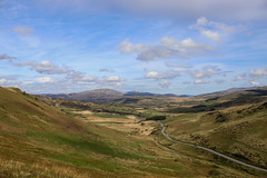 Mach Loop (mlomax1) Tags: canoneos80d country cymru dolgellau eos80d machloop machynlleth outside valley wales canon snowdonia mountains clouds panorama