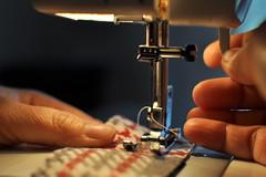 hands (jonnyamerica) Tags: hands mani filo ago macchina da cucire cucito color luce lifht