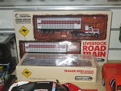 Highway Replicas Livestock Road Train (RS 1990) Tags: kollectablekaos pooraka researchrd salisbury adelaide southaustralia friday 7th april 2017 highwayreplicas roadtrain model scale