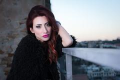 Chiara (http://canalimarco.wix.com/duepuntozero) Tags: civitanovaalta italy mua marche book borgo dress fashion girl lipstick model modella portrait ritratto rossetto shooting