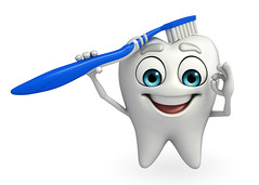 Teeth character with tooth brush (saralburak) Tags: tooth teeth dental dentist care illustration molar toothbrush brush brushing clipart cutout dentalcare threedimensionalshape white medical cartoon character isolate isolated toothache render gum dentyne rendered healthy strong bone cavity root dent dentistry health healthcare human biology india