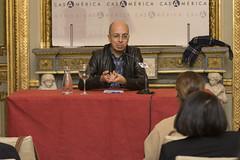 Jorge Volpi, escritor (Casa de América) Tags: casamerica casaamerica casadeamerica jorgevolpi literatura literaturamexicana volpi madrid españa mexico