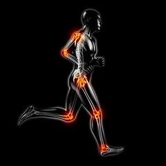 Athletic Development (DNActiv8) Tags: schmerzen gelenkschmerzen gelenke schmerz silhouette schulterschmerz hüftschmerzen knieschmerzen ellbogenschmerzen bewegungsschmerzen bewegungsapparat schulter hüfte ellbogen knie gelenk gelenkentzündung skelett mensch mann laufen jogging rennen running sport körper röntgen röntgenaufnahme röntgenbild anatomie chirurgie orthopädie knochen grafik illustration entzündung nackt anatomisch verletzung 3d freigestellt rheuma rheumatism osteoporose rheumatismus arthrosis gesundheit krankheit medizin schwarzerhintergrund germany
