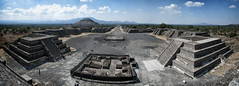 Teotihuacan (nickriviera73) Tags: teotihuacan mexico travel ruins pentax k20d panorama wide aztec