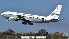 61-2670 Boeing 707 OC-135W Open Skies U.S.A.F (http://spirit-foto.webgarden.cz/) Tags: 612670 boeing707 oc135wopenskies usaf lkpd