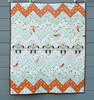 Be a Mermaid (alidiza) Tags: mendocino heatherross mermaid chevron quilt patchwork