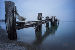 March 20: First day of Spring (_Matt_T_) Tags: simar2017 nd400 le 50point groyne singlechallenges lakeontario smcpm20mmf4 94