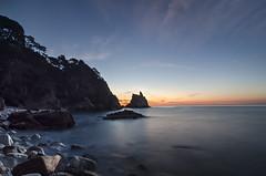 Cala S'aguia. (Ramirez de Gea) Tags: calasaguia tokinaaf1224mmf4 mar water amanecer