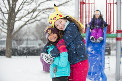 Snow & Recess (North Shore Country Day School) Tags: nscds 1617 spring 2017 march lowerschool photoofday 2010s snow recess
