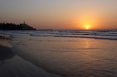 Sunset Jaffa/ Tel Aviv