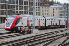 St Gallen - Bombardier SBB FV-Dosto (Kecko) Tags: 2017 kecko switzerland swiss suisse svizzera schweiz ostschweiz stgallen sg europe bahn bahnhof station eisenbahn railway railroad zug train bombardier sbb twindexx express fvdosto rabe5022038 948505022038chsbb ir200 swissphoto geotagged geo:lat=47422210 geo:lon=9367500
