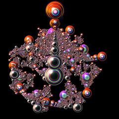 TEHI13 Sublime (FractallyAware) Tags: fractallyaware fractal 3dfractalart incendia