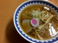 Ramen from Sankichiya in Nigata (Fuyuhiko) Tags: ramen from sankichiya nigata ラーメン らーめん 新潟 三吉屋 新潟市
