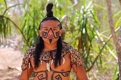Portrait of a young man in the village of Ek Balam (_JLC_) Tags: méxico yucatán américa pueblos village retrato portrait maya prehispánico prehispanic ekbalam étnico ethnic tribu tribe tribal canon canon6d eos 6d 70200f4is 200mm 70200