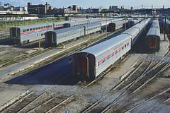 Amtrak 2213 (Chuck Zeiler) Tags: amtrak 2213 railroad ps pullmanstandard sleeper train chicago zeiler chz atsf chuck