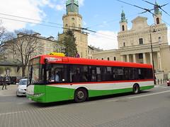 Solaris Urbino 12III, #2304, MPK Lublin (transport131) Tags: bus autobus ztm lublin solaris urbino mpk