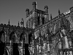 Chester Cathedral (llocin) Tags: cathedral chester blackandwhite monochrome architecture history gothicarchtecture