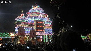 Arattupuzha Tharakkal Pooram 7