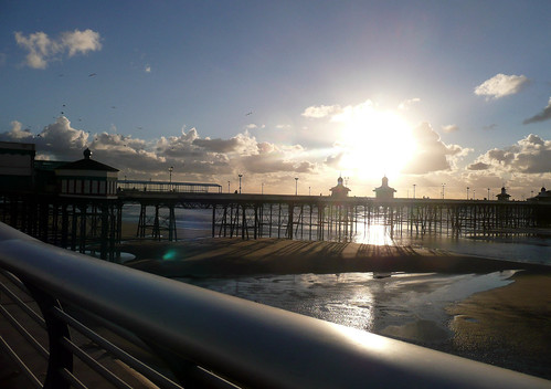 Blackpool - North pier 3