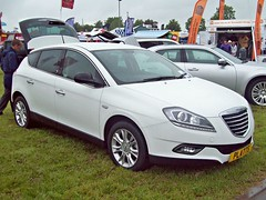 66 Chrysler Delta (2012) (robertknight16) Tags: italy chrysler lancia 2010s