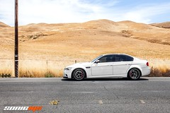 BMW E90 ESS M3 (Richard.Le) Tags: california ess photography wheels sonic ms bmw fi m3 bbs milpitas forged motorsport supercharged e90