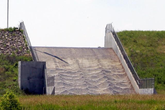 Carroll County 1000 Acre Recreational Lake Dam