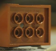 G12 closeup as good as the shot thru projection lens as a closeup aid (spelio) Tags: test macro closeup lego setup g12