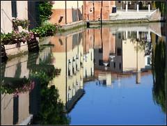 RIFLESSI al CANALE dei BURANELLI (aldofurlanetto) Tags: