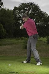 The Big Swing (Mike926.) Tags: morning mike club ball golf lights early wayne swing glove tee derby mcnulty golfclub mottramhall