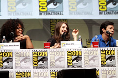 Yvette Nicole Brown, Alison Brie & Ken Jeong (Gage Skidmore) Tags: california brown dan nicole community san comic ken diego jim center international convention danny jacobs gillian yvette brie alison con rash harmon mckenna chri jeong pudi 2013