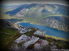 Sgor Gaoith's Summit (Rick Ellerman) Tags: uk greatbritain sky mountain beautiful clouds digital scotland dramatic picasa scottish hills finepix fujifilm loch dslr cairngorm cairngorms munro cairngormnationalpark sgor sgorgaoith gaoith hs30 locheanaich hs30exr