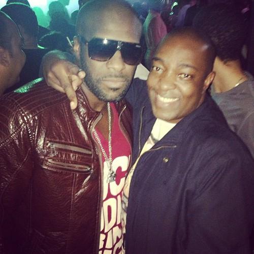 Chillin' with my boy @danielnascimento0 @ Pataka #partymofo #luanda #angola