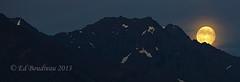 Alaska Moon Rising (Ed Boudreau) Tags: moon mountains fullmoon nightsky mygearandme mygearandmepremium mygearandmebronze mygearandmesilver mygearandmegold mygearandmeplatinum