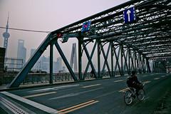 /  start off (blackstation) Tags: china road street city travel skyline architecture canon buildings shanghai viaduct highways cbd    inspiring skyscraping