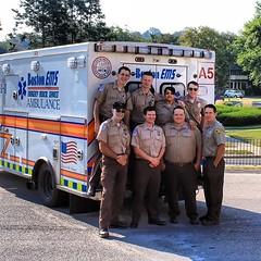 The three shifts of A5! #bostonems #boston #ambulance #ems #westroxbury @bemsra (Boston EMS Relief Association) Tags: boston ambulance medical emergency medic paramedic ems emt services bostonems instagram ifttt