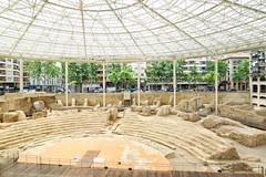 Coliseum (André Moecke) Tags: history architecture teatro spain ancient theater zaragoza coliseum