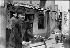 Shanghai上海1994 part5 Renmin Road 人民路-68 (8hai - photography) Tags: road shanghai yang ren 上海 1994 bahai hui min renmin part5 人民路 yanghui shanghai上海1994