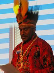 Benny Wenda (Loniview) Tags: west dutch indonesia office den hague benny haag papua campaign nederlands indonesie wenda colony the westpapua humanright suppression kolonie papoea mensenrechten westpapoea onderdrukking