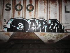 soo oera (wilderbeaster) Tags: california old school abandoned graffiti hawaii oakland humboldt san francisco omega tunnel trains 1990s trashed vandalized