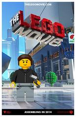 Lego Movie Sigfig (ChocoBricks Customs) Tags: movie lego the