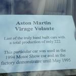 Aston Martin Virage Volante thumbnail