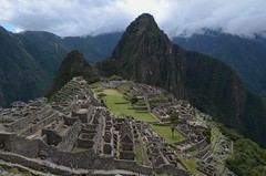 Finally: Machu Picchu