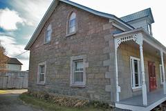 La maison Goyer, 23 novembre 2013 (2/7) (bobbob65) Tags: stmartin maison laval 1860 1837 caveau charnier goyer