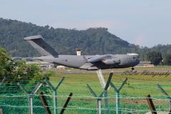 IMG_6453 (sslee86) Tags: 3 force taxi aircraft aviation military air royal globemaster penang raf planespotting sslee c17a
