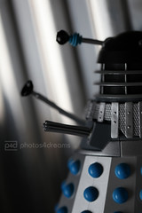 designed danger (photos4dreams) Tags: sf uk orange london wall toy toys actionfigure doll time unitedkingdom cardiff astronaut crack suit doctorwho bbc future gb drwho dalek tardis universe dw figures episode geronimo timeshift timelord timetraveller davidtennant 10thdoctor dontblink allonsy gallifrey actionfigur timeywimey photos4dreams photos4dreamz p4d staycalmcallthedoctorp4d tardislogbook29112013 drwhocharacters112013p4d